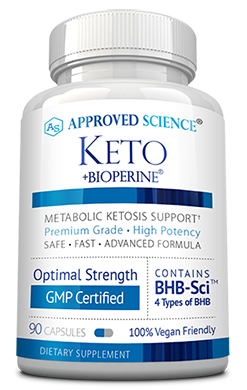 Approved Science Keto Risk Free Bottle